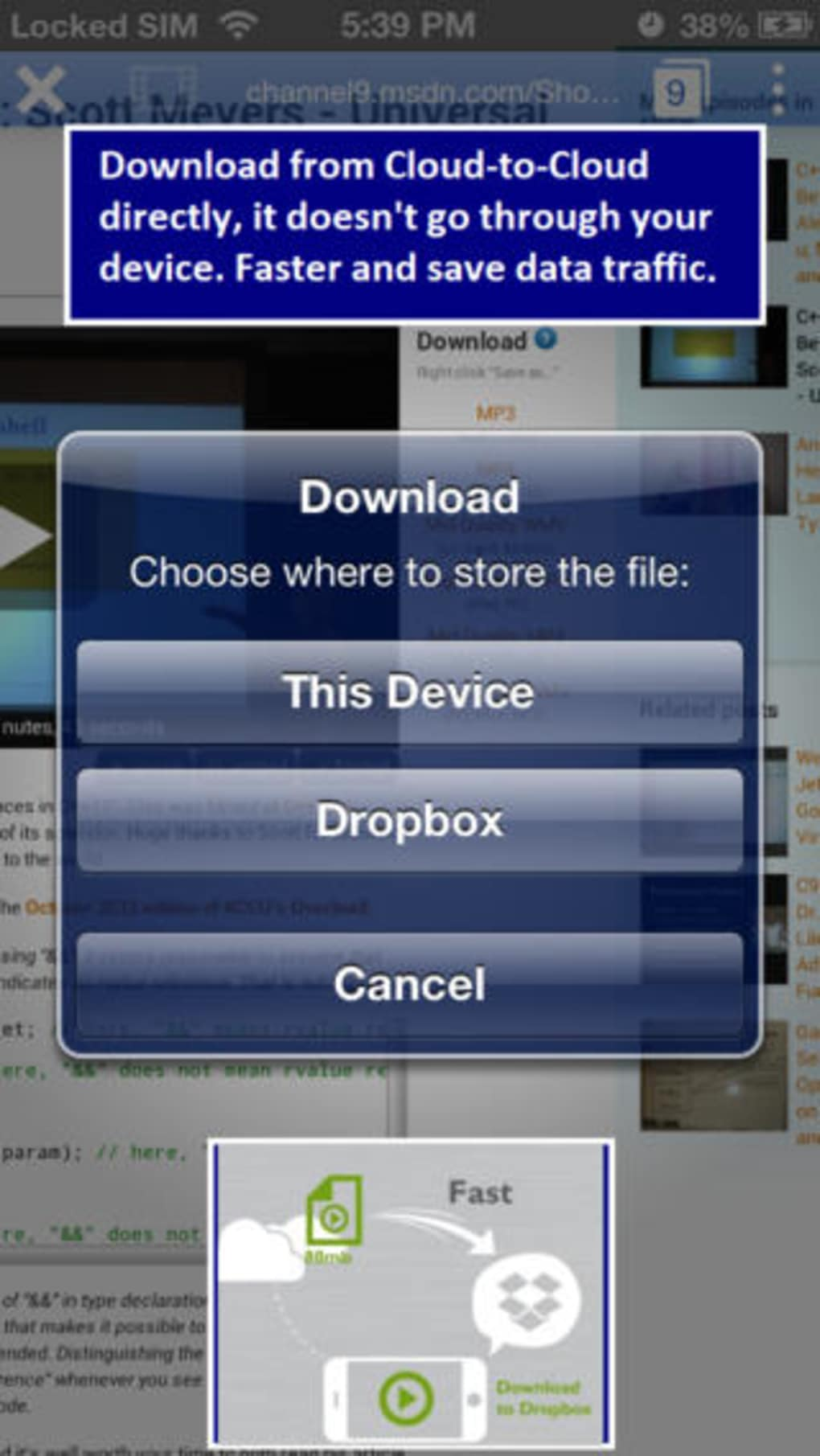 Puffin Web Browser for iPhone - Download