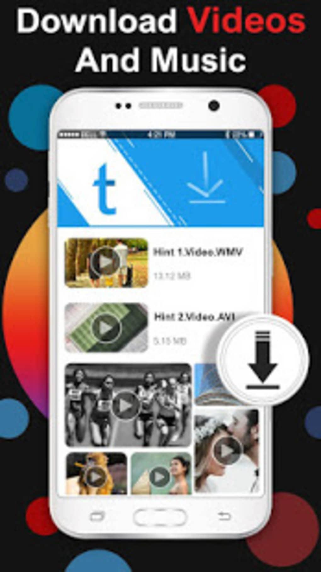 android telefona video indirme program