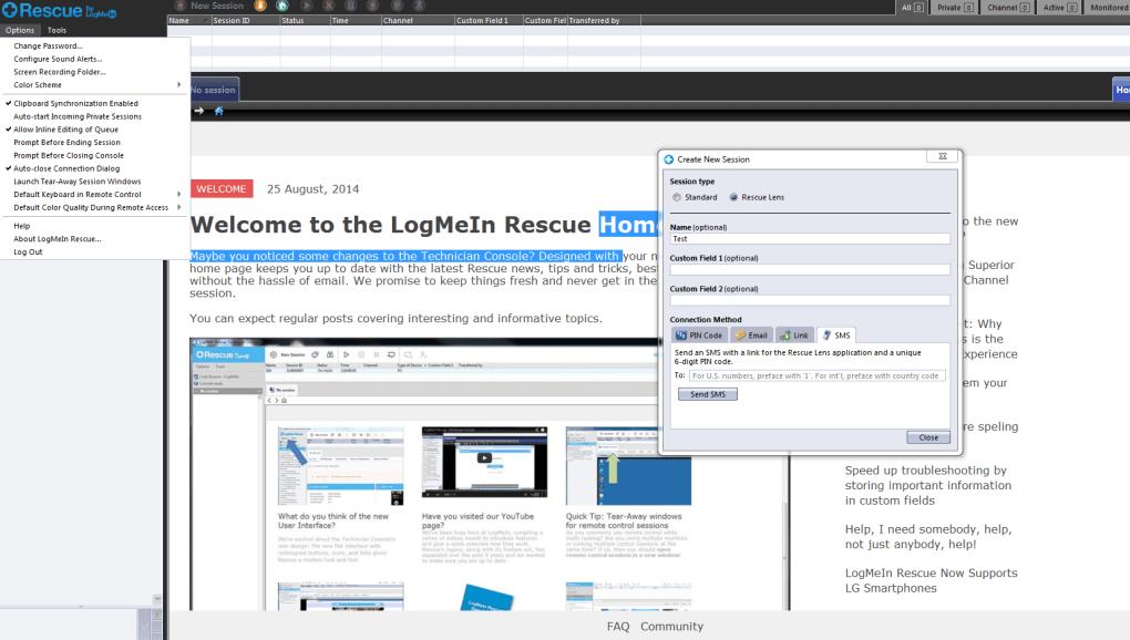 LogMeIn Rescue - Download
