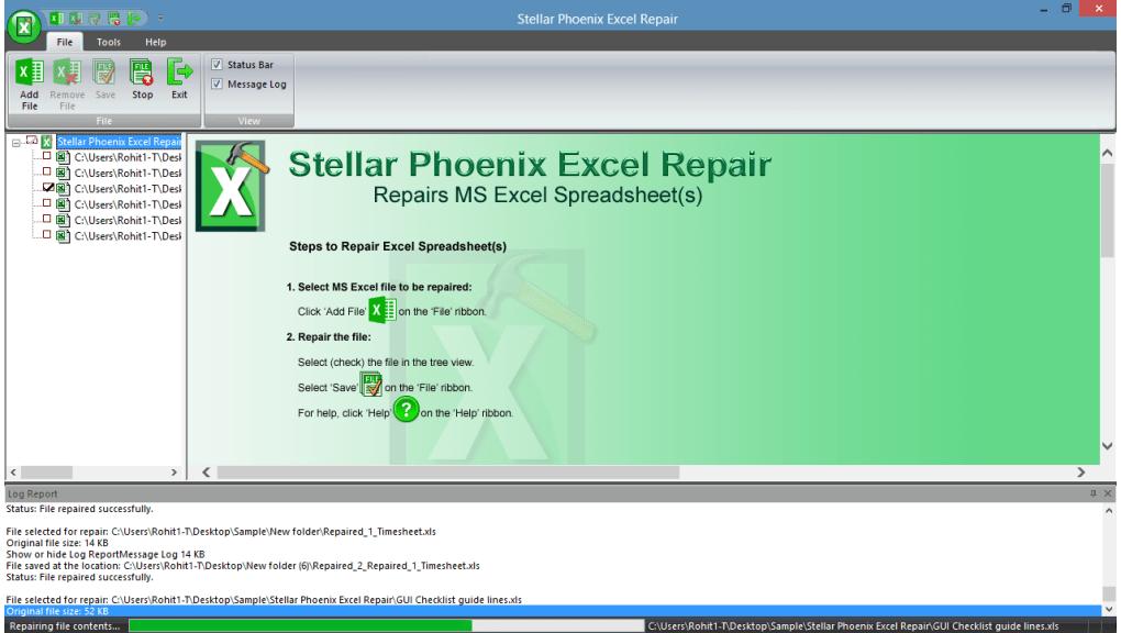 stellar phoenix excel repair activation key