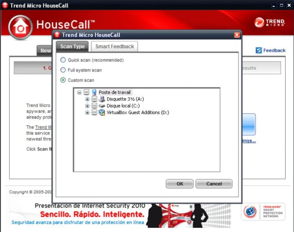trend micro housecall gratuit