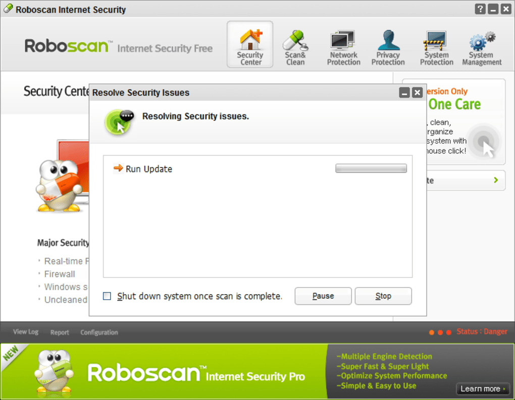 roboscan internet security free download for windows 7