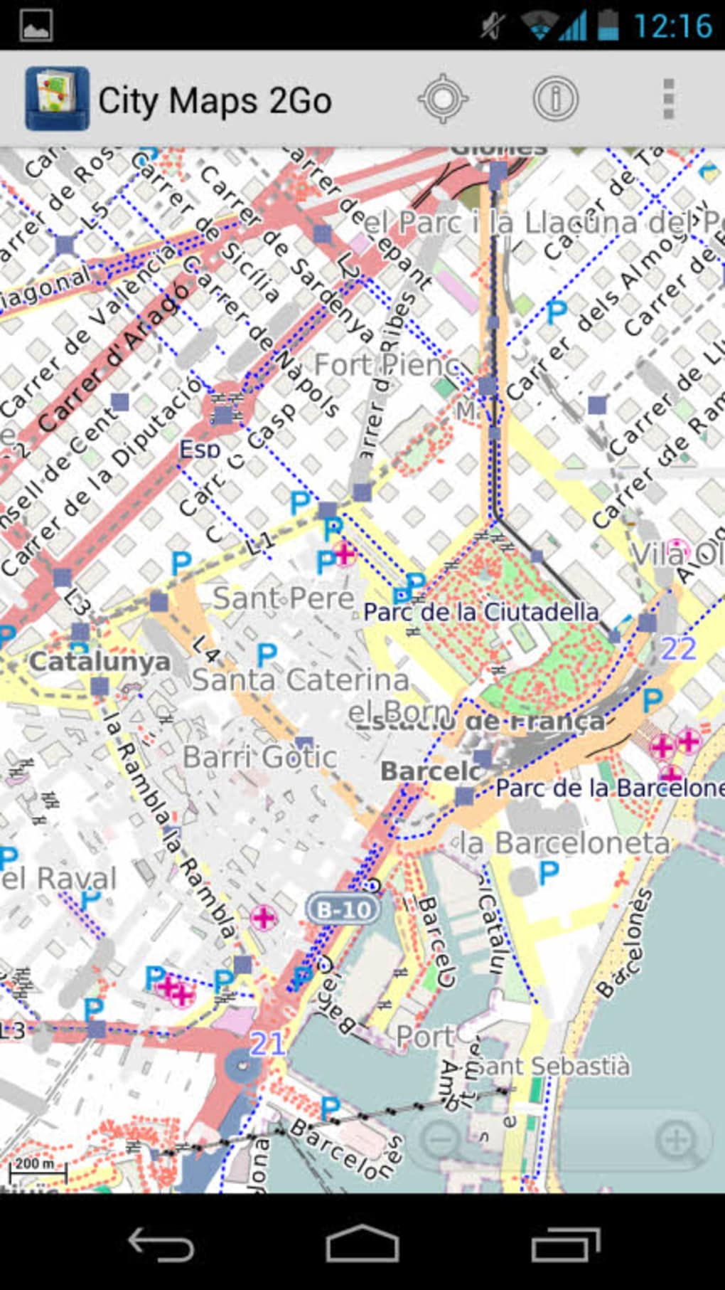 City Map 2 Go