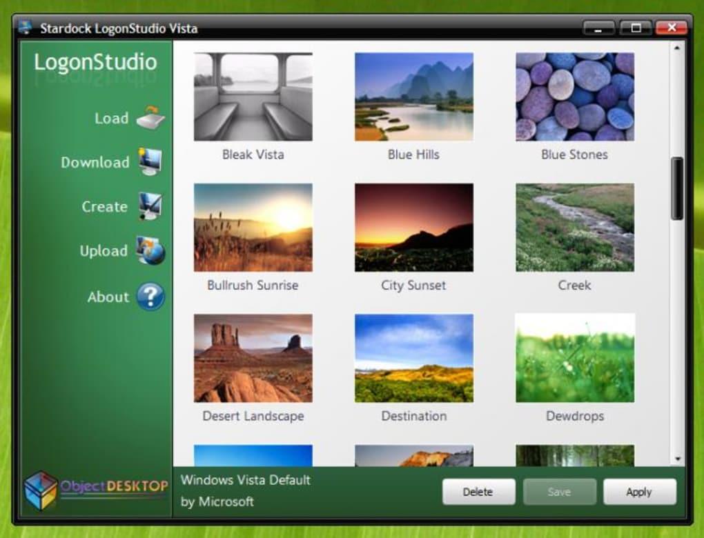 logonstudio pour windows 7