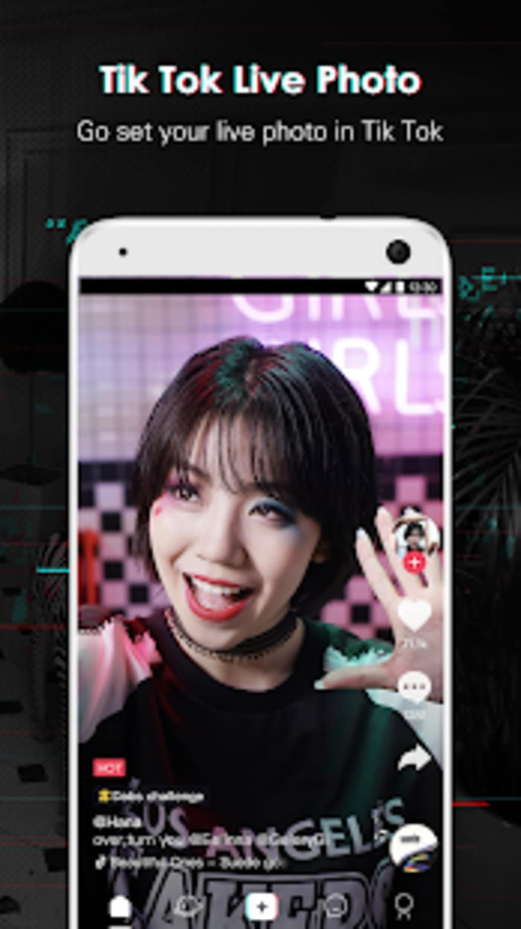 Tik Tok Wall Picture Apk For Android Download