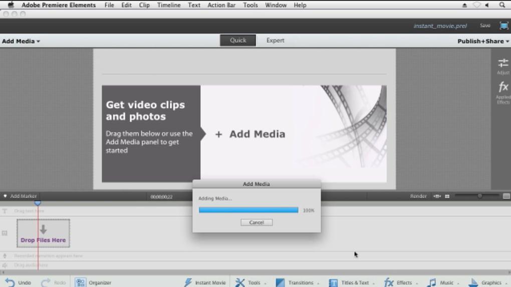 Adobe premiere elements para mac download adobe premiere elements prs ccuart Image collections