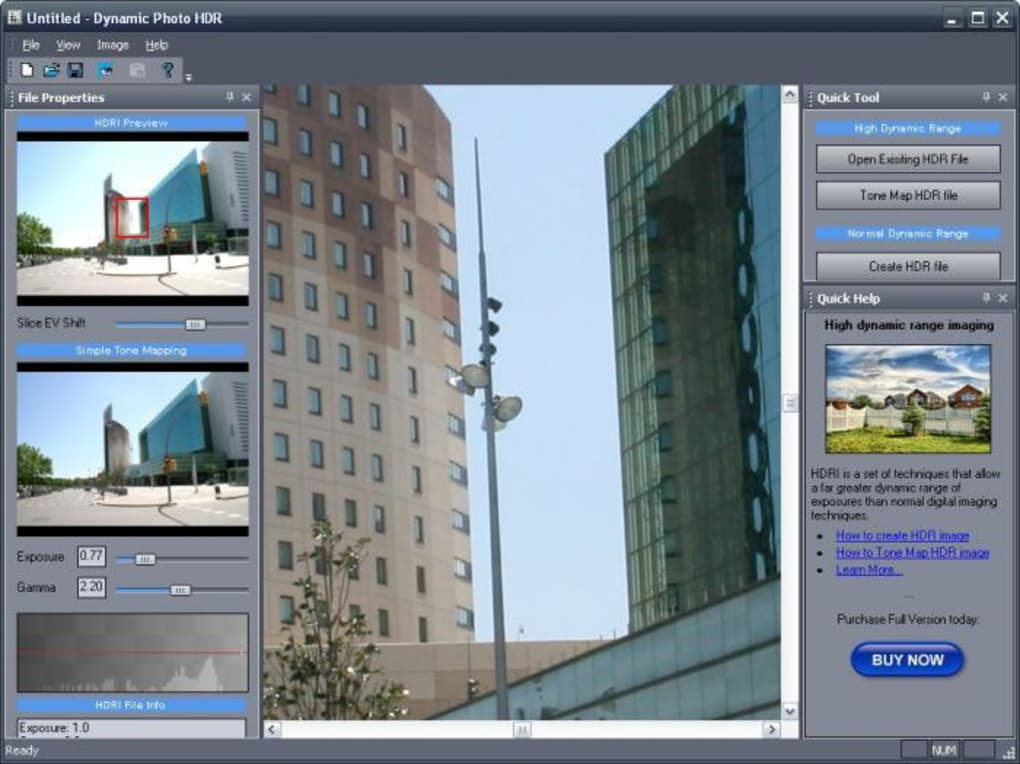 PHOTO GRATUIT DYNAMIC 5.2.0 TÉLÉCHARGER HDR