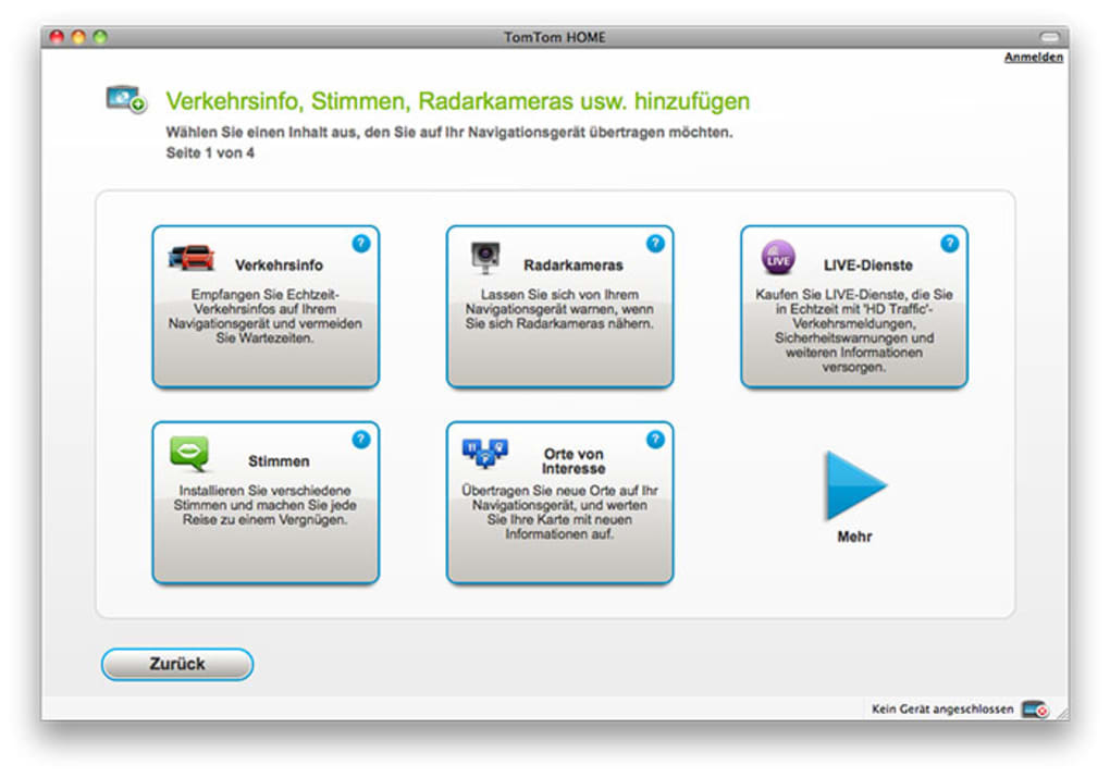 tomtom home f252r mac download