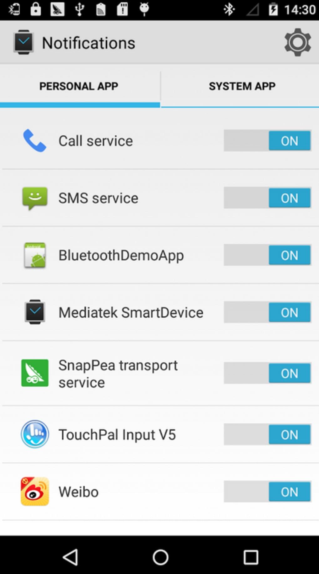 Mediatek SmartDevice for Android - Download