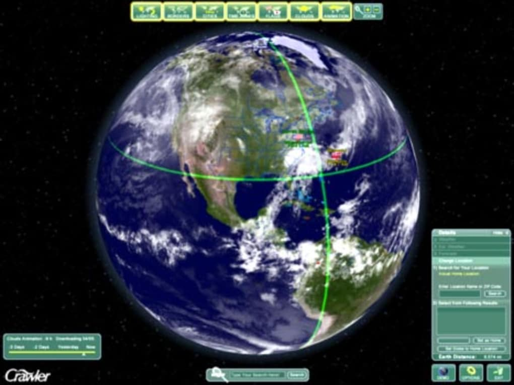3d earth screensaver download pros gumiabroncs Gallery