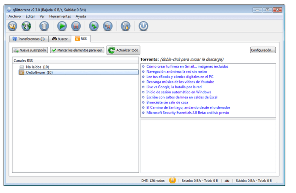 qBittorrent Portable - Download