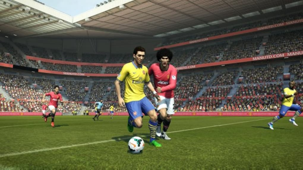 demo pes 2013 pc clubic
