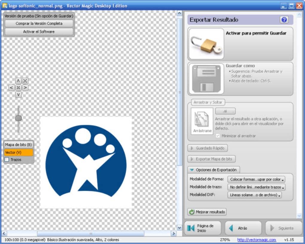 vector magic 1.5 download