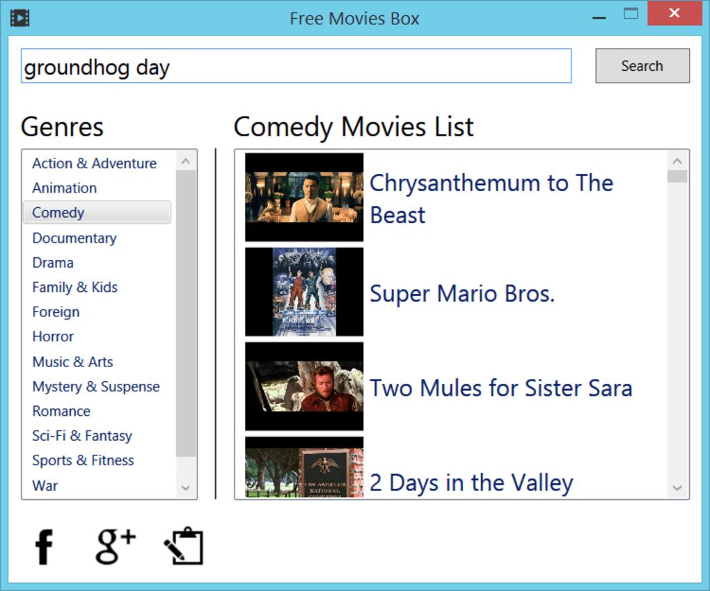 Free Movies Box - Download