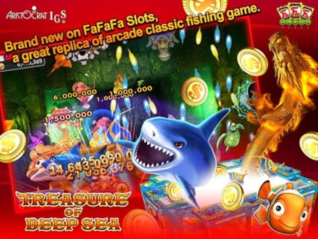 Fafafa Real Casino Slots Apk For Android Download