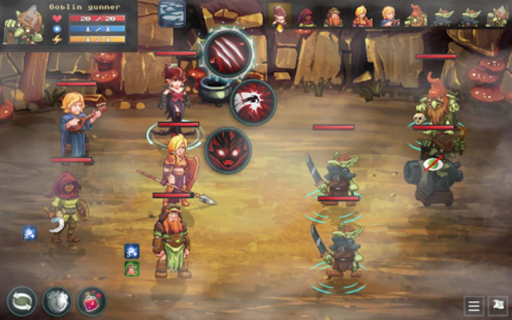 Dungeon Rushers for Android - Download