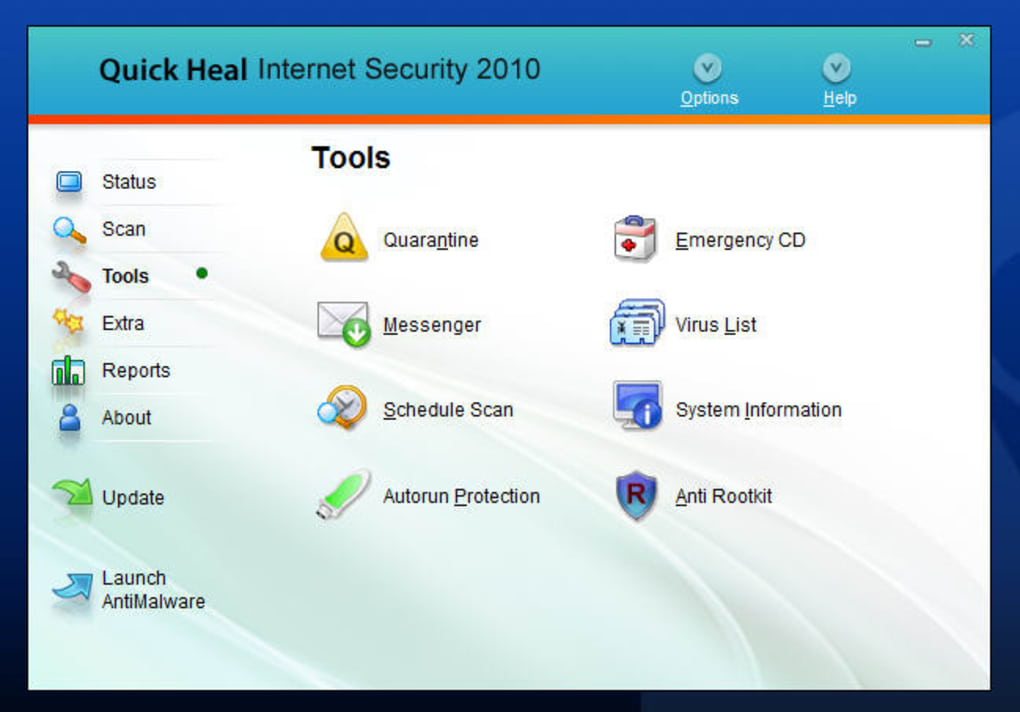 quick heal total security new version free download
