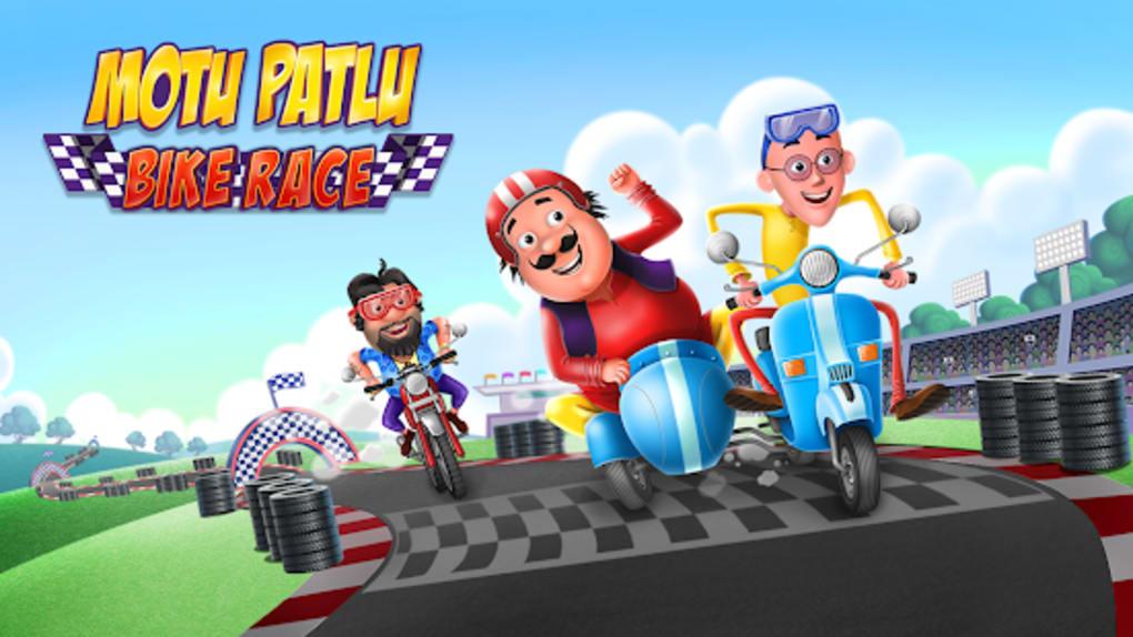 Motu Patlu Bike Race for Android - Download