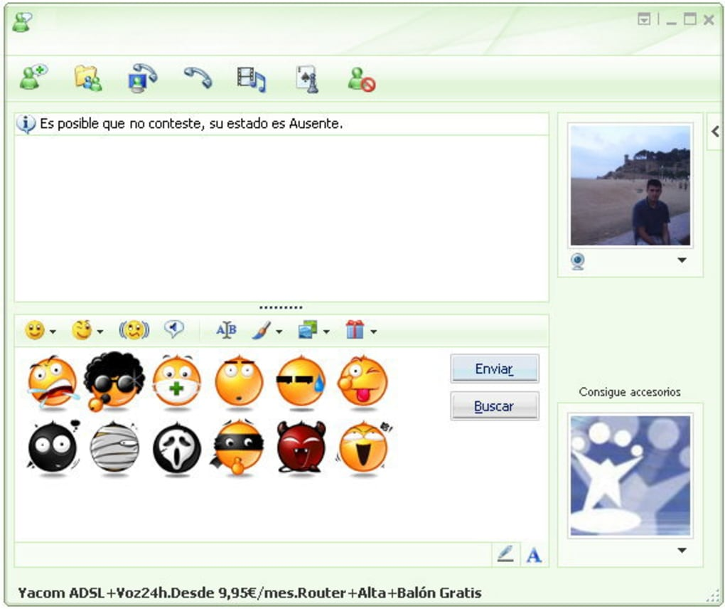 emoction msn nuova