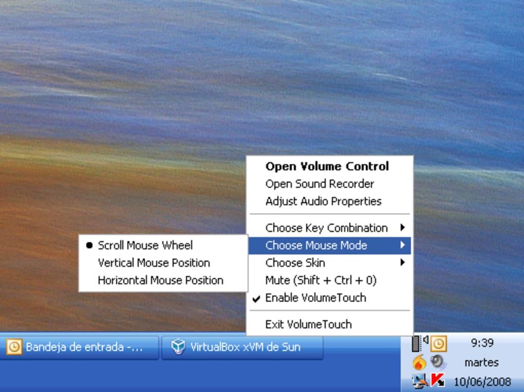VolumeTouch - Download