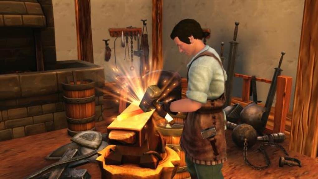 sims medieval download mac free