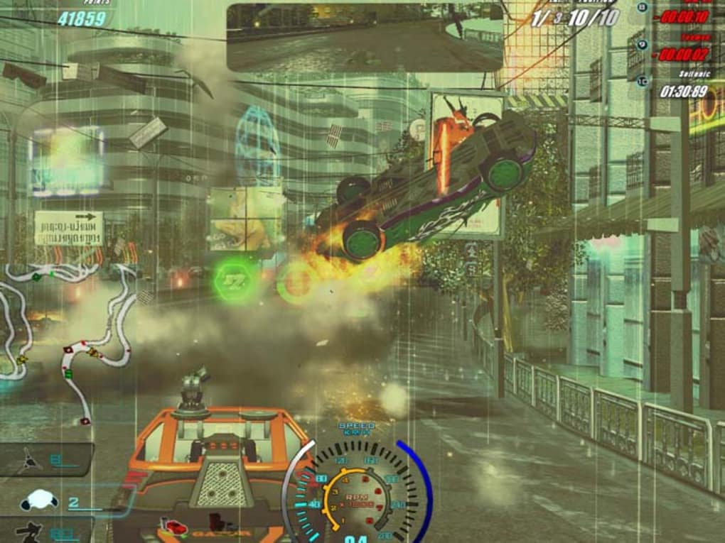 death race game free download for pc full version