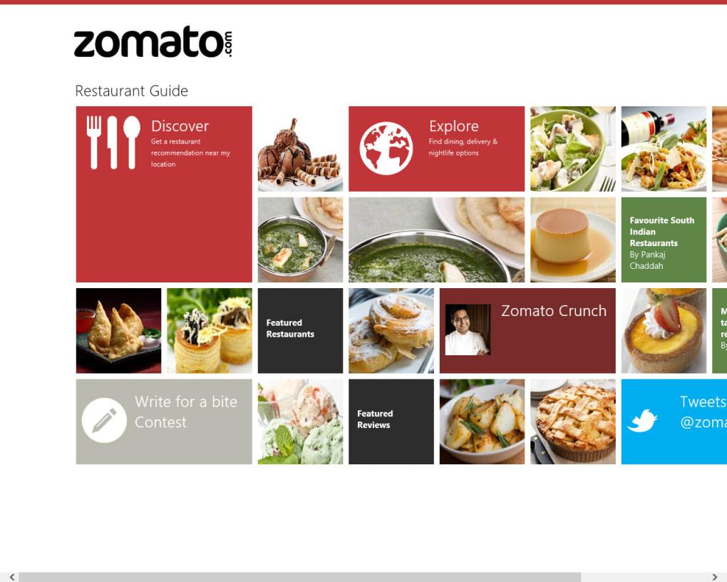 Zomato Download