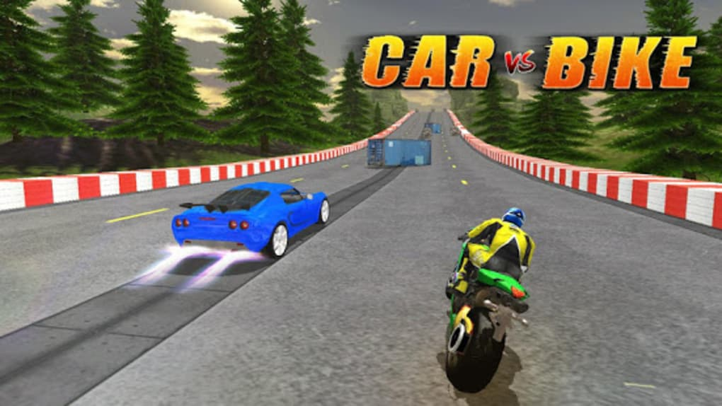 Car Vs Bike Racing For Android Download