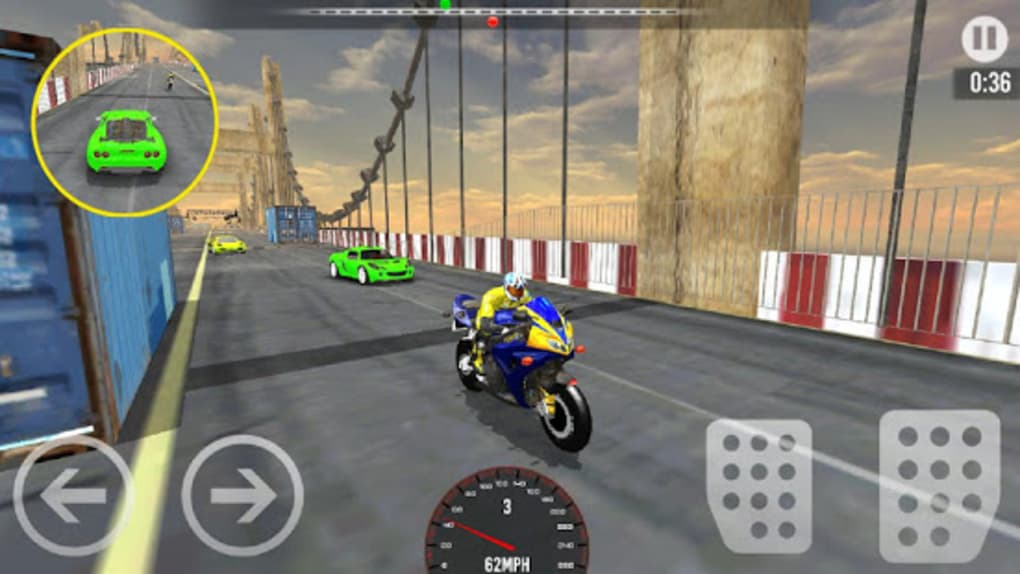 Car vs Bike Racing for Android - Download