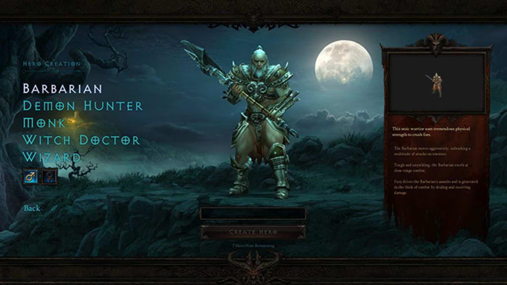 Diablo III Patch - Download