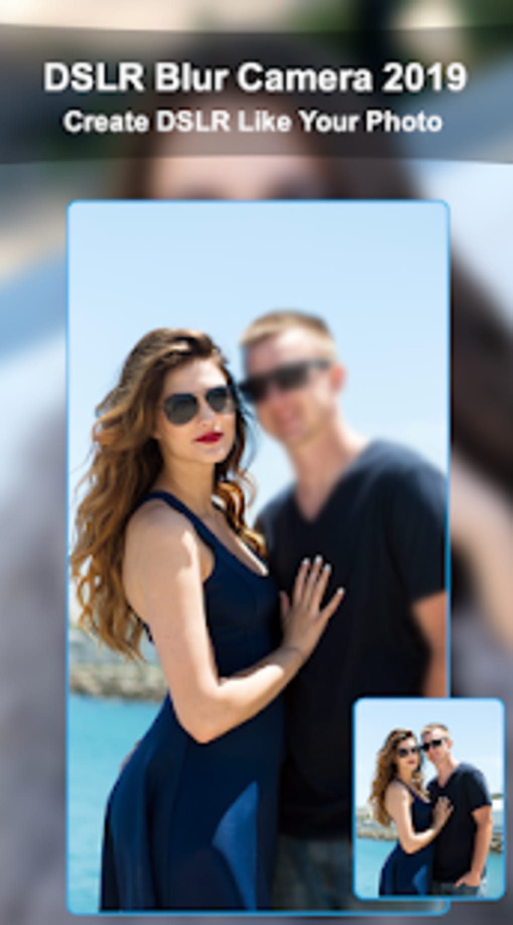 DSLR HD Camera 2019 - Professional Blur Camera for Android