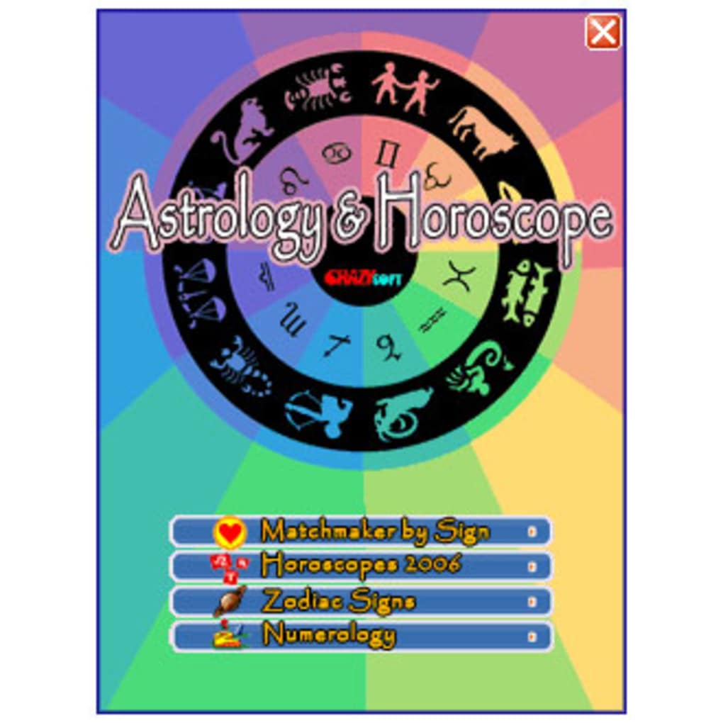 horoscope software download for pc