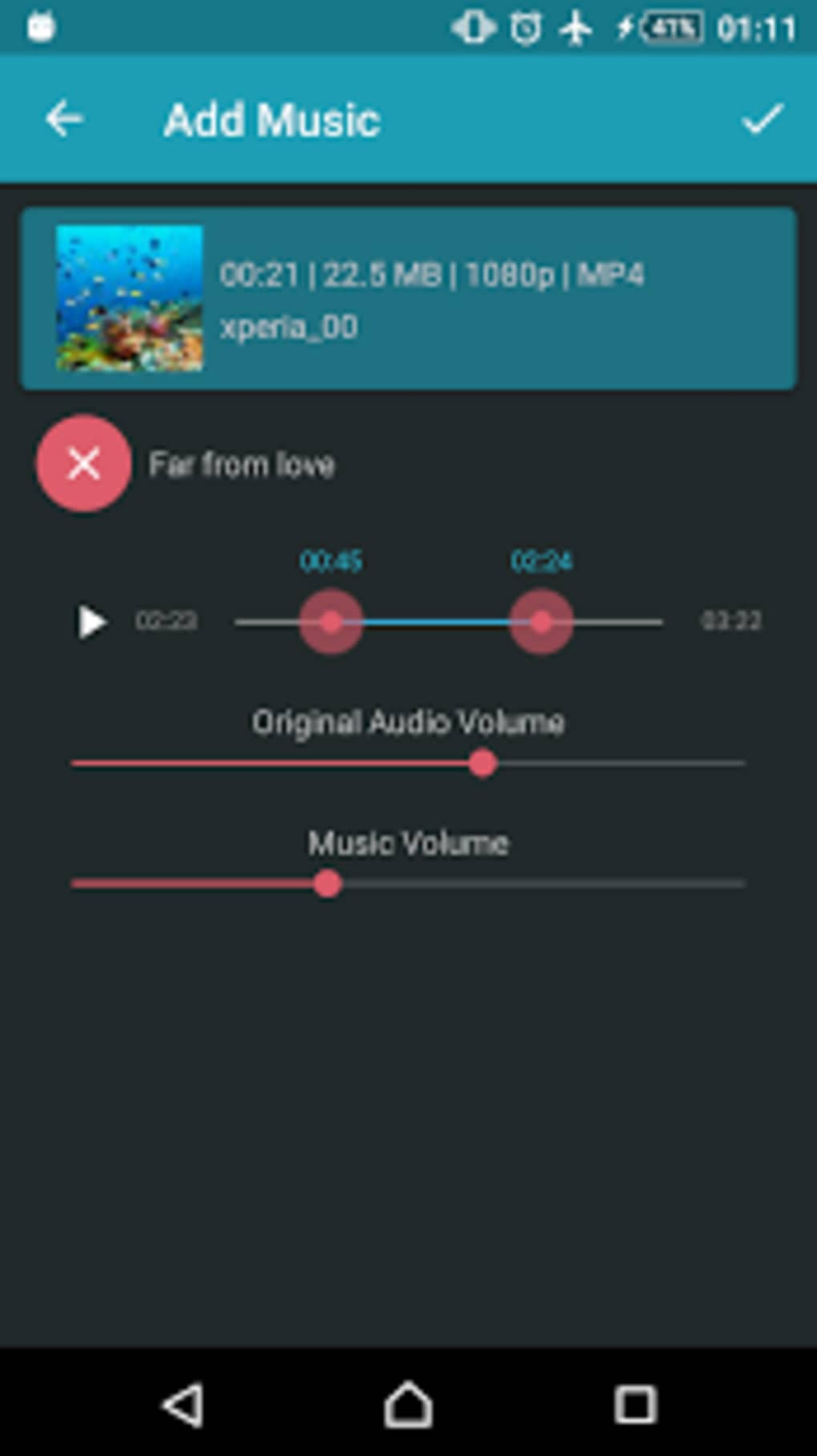 androvid pro video editor 2.9.3.5 apk for android