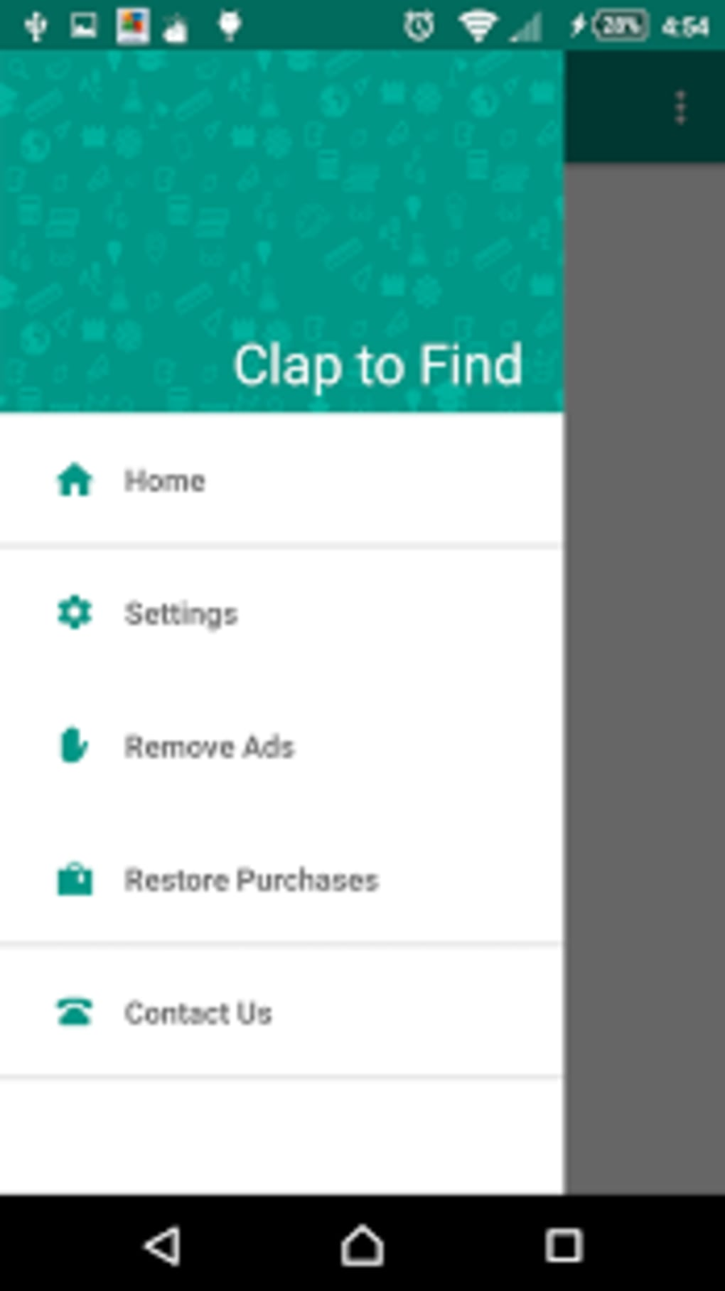 clap to find for android download