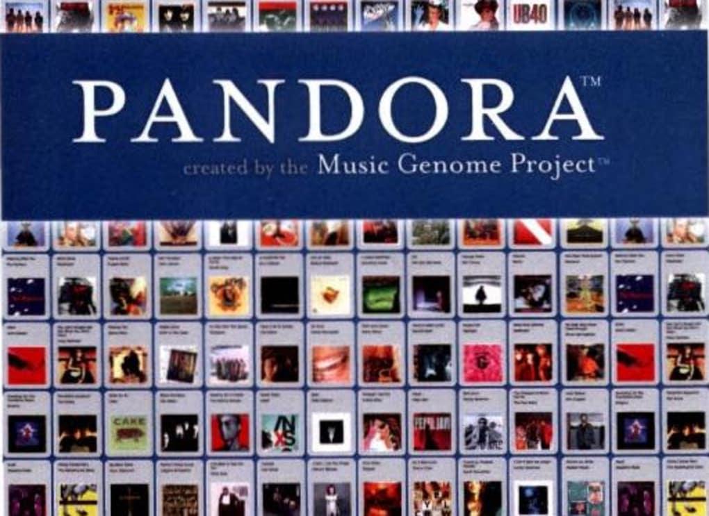 Pandora desktop download free.