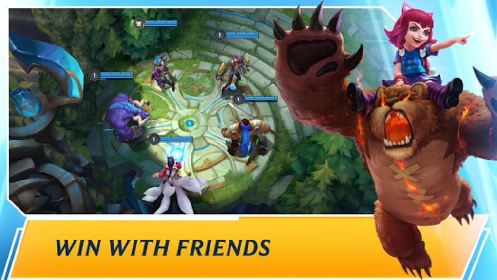 League Of Legends Wild Rift Apk For Android Download