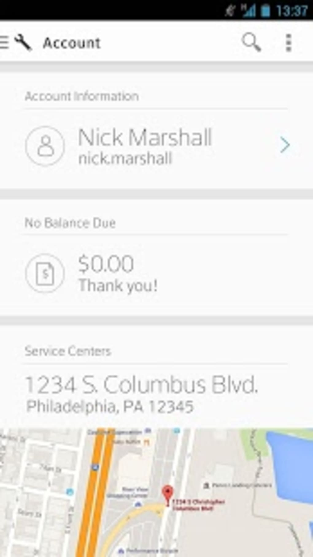 XFINITY My Account for Android - Download