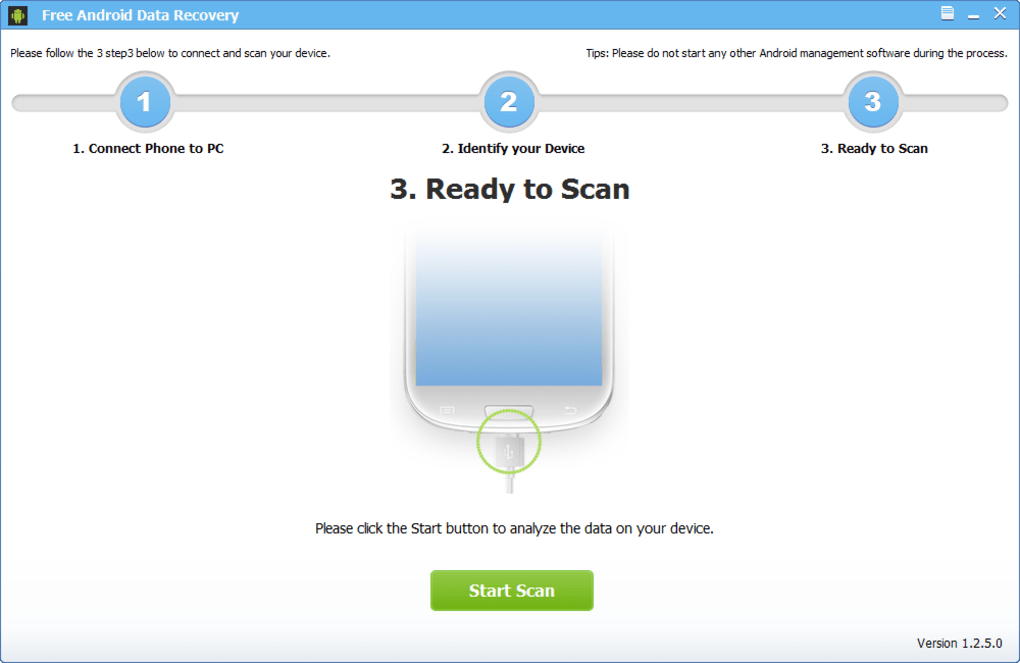 free mobile phone data recovery software download