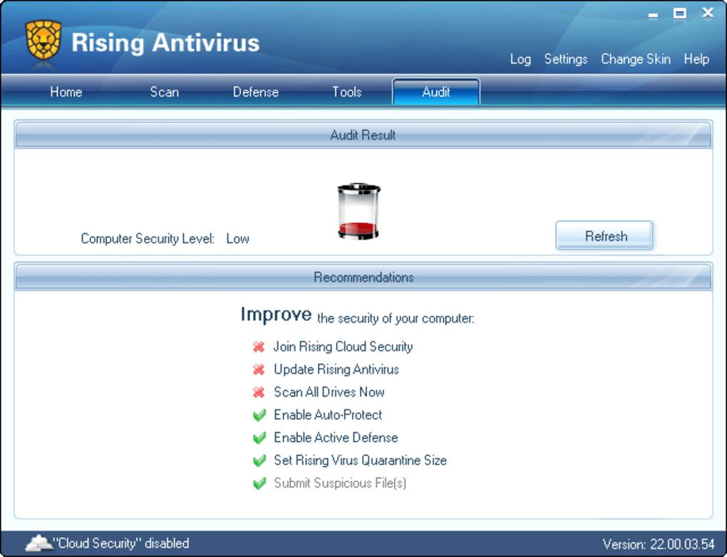 Rising Antivirus Download