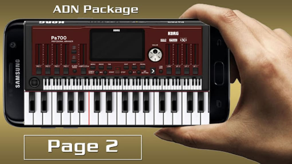 Skin Korg Pa700 For ORG 2019 for Android - Download