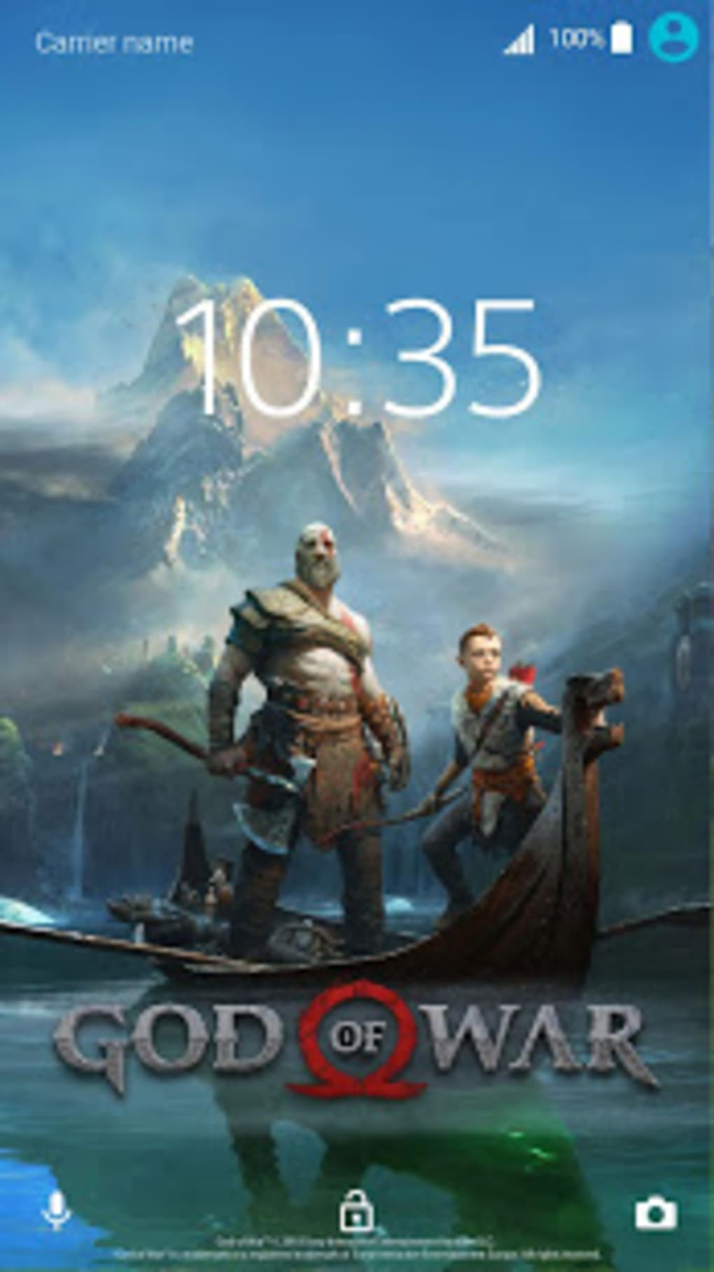 Xperia God Of War Theme Apk For Android Download