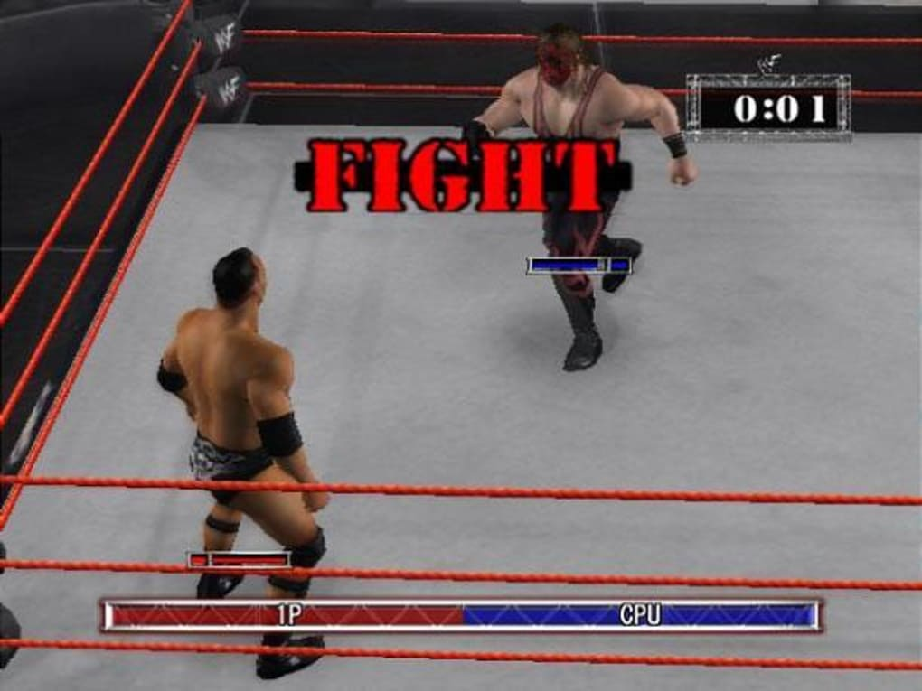 wwe raw wrestling pc game free download