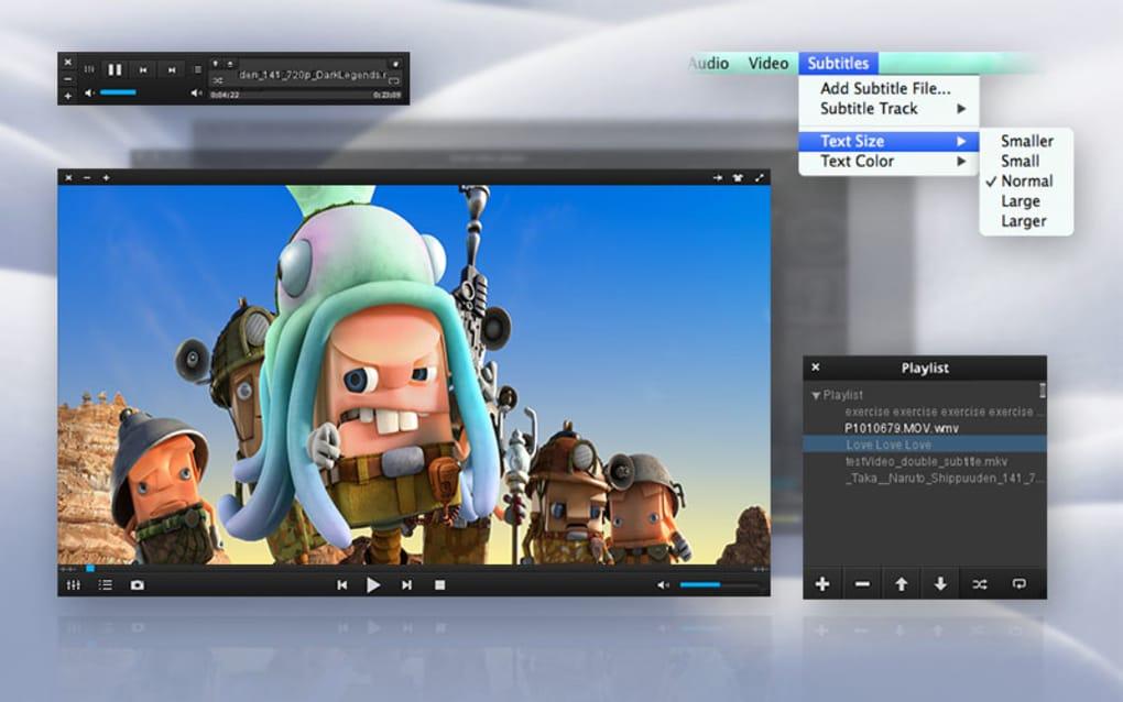 Total Video Player for Mac (Mac) - Download
