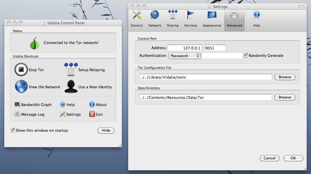 Vidalia bundle tor browser тор в браузере хром hydraruzxpnew4af