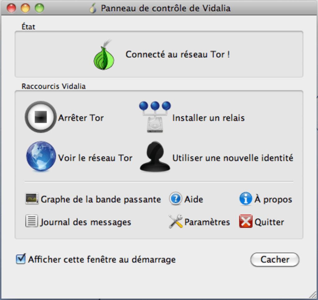 vidalia pour mac