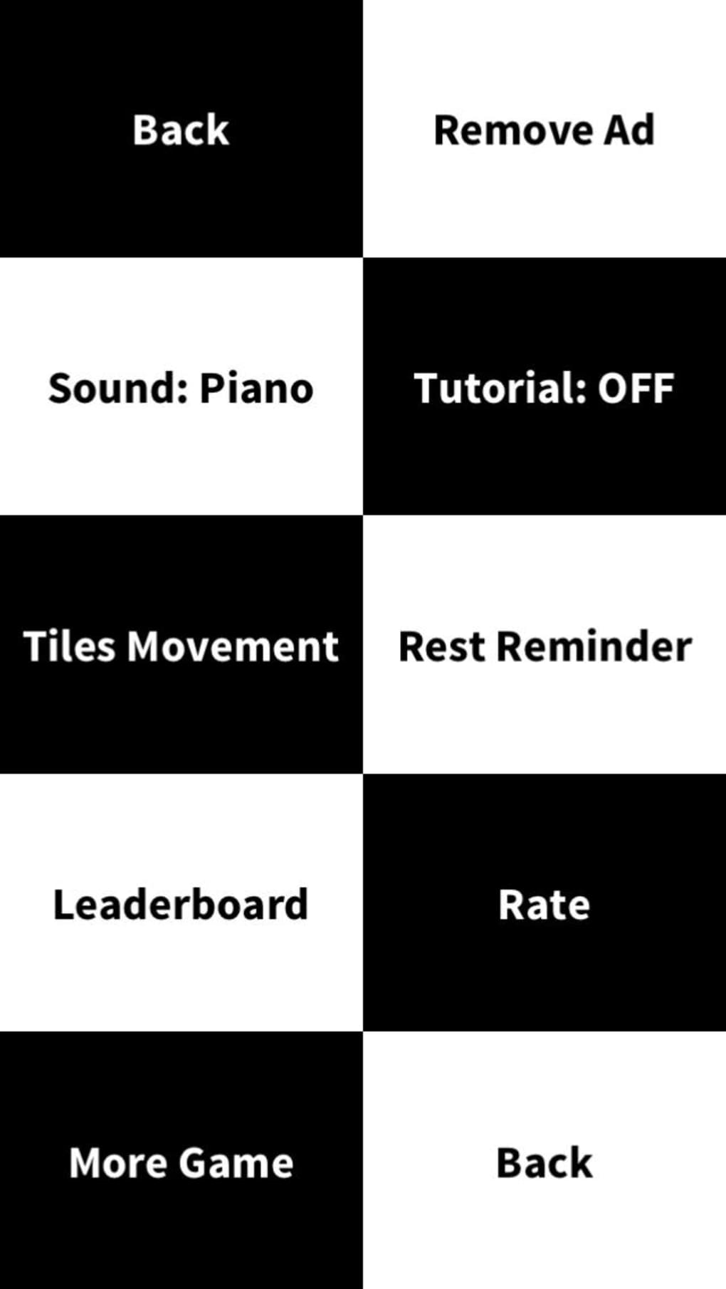 Piano Tiles for iPhone - Download