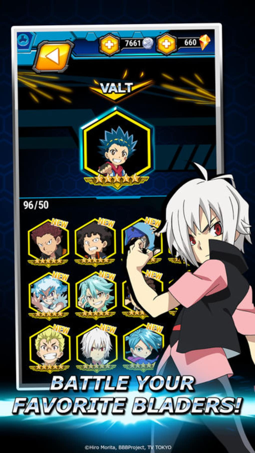 Beyblade Burst Rivals for iPhone - Download