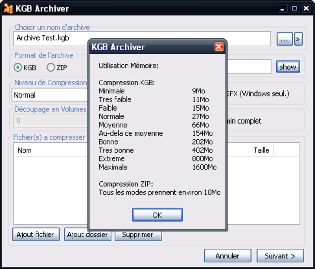 kgb archiver free download for windows 7 32 bit