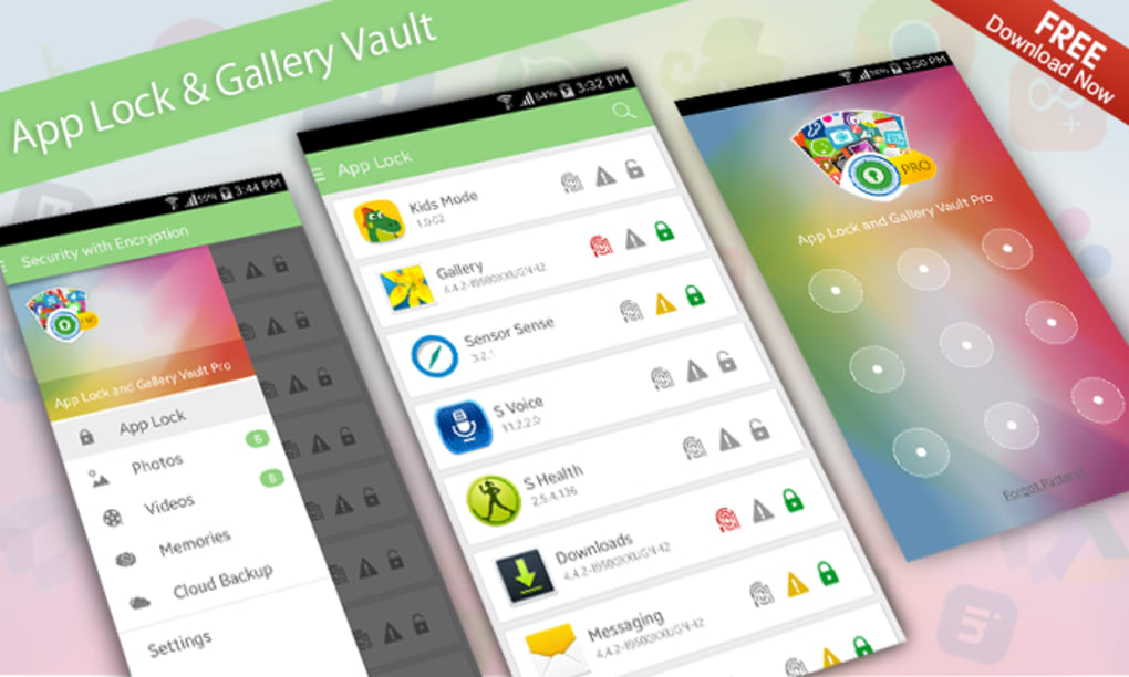 applock and gallery vault pro apk free download