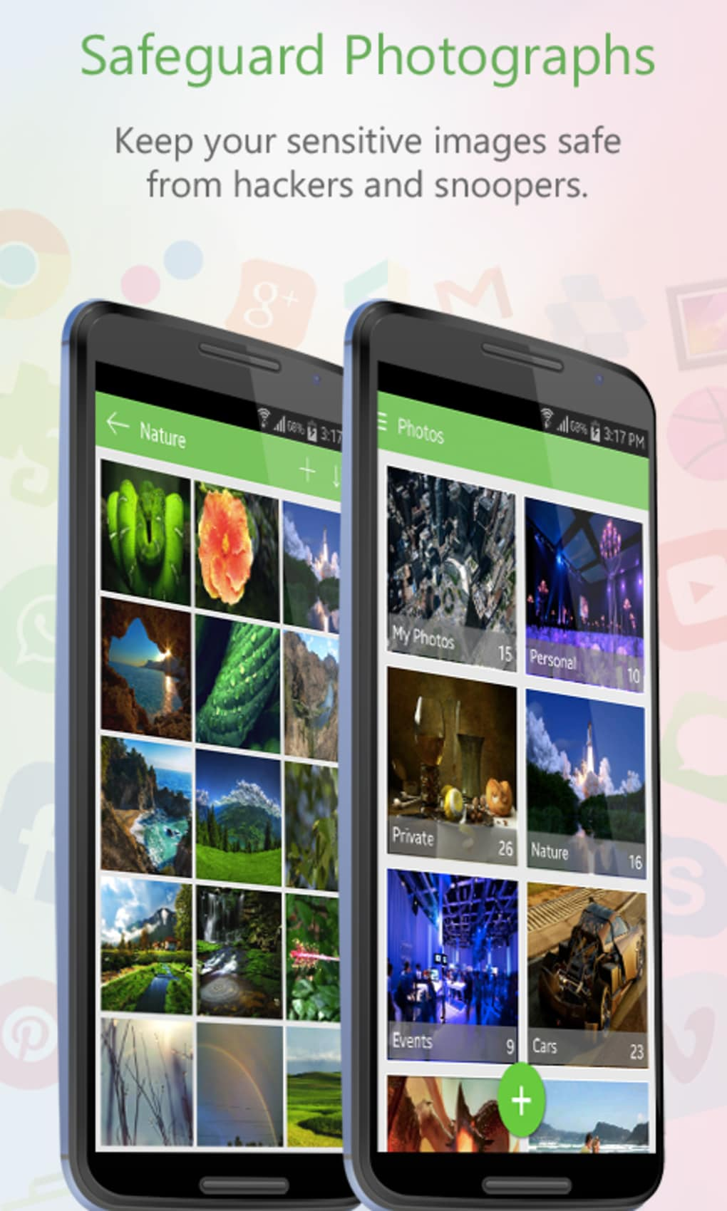 App Lock and Gallery Vault for Android - Download